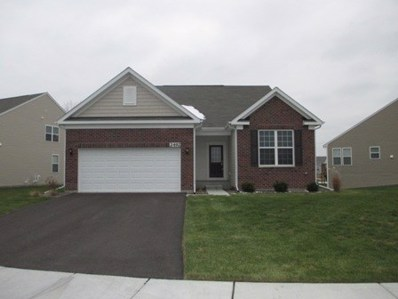 2492 Basin Trail Lane, Naperville, IL 60563 - #: 10138375