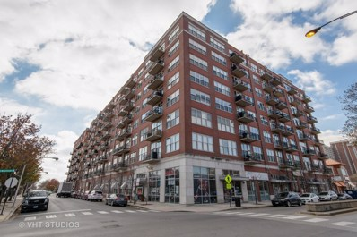 6 S Laflin Street UNIT 807, Chicago, IL 60607 - MLS#: 10138379