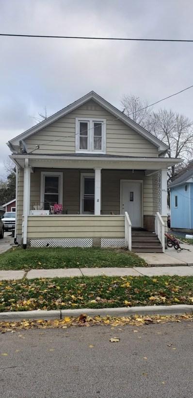 436 S Spencer Street, Aurora, IL 60505 - #: 10138454