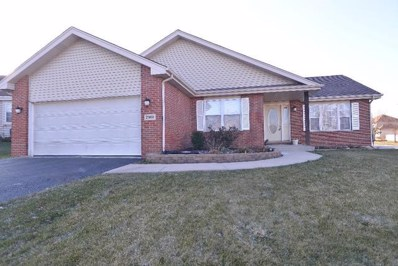 25808 S Lincoln Court, Monee, IL 60449 - MLS#: 10138531
