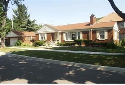 9558 S Bell Avenue, Chicago, IL 60643 - #: 10138567