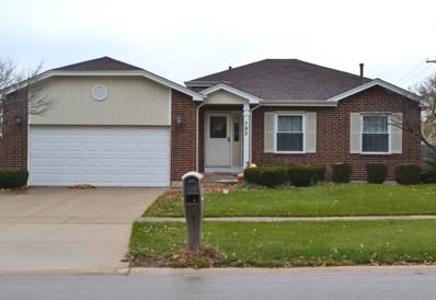 793 Honeytree Drive, Romeoville, IL 60446 - MLS#: 10138579