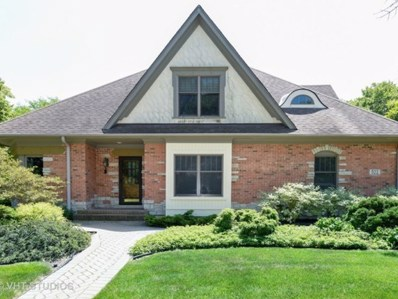 522 N County Line Road, Hinsdale, IL 60521 - #: 10138817
