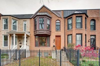1816 W Newport Avenue, Chicago, IL 60657 - MLS#: 10138889
