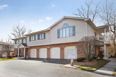 11106 W Cove Circle UNIT 3C, Palos Hills, IL 60465 - MLS#: 10138890