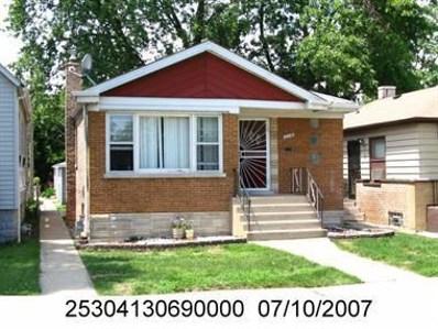 12538 S Wood Street, Calumet Park, IL 60643 - MLS#: 10139125