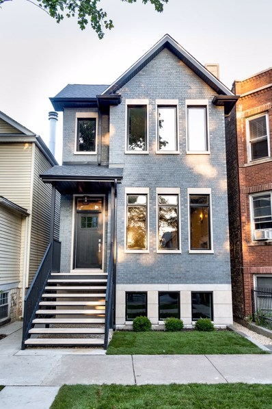 3321 N Oakley Avenue, Chicago, IL 60618 - #: 10139151