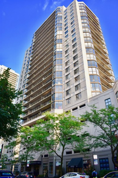 33 W Delaware Place UNIT 6-F, Chicago, IL 60610 - MLS#: 10139164
