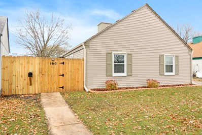 160 Heathgate Road, Montgomery, IL 60538 - MLS#: 10139334