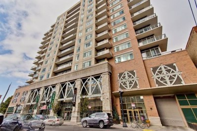 230 W Division Street UNIT 1006, Chicago, IL 60610 - MLS#: 10139398