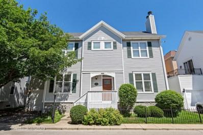 2847-B N Wolcott Avenue, Chicago, IL 60657 - MLS#: 10139558