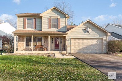 1760 Deer Run Drive, Montgomery, IL 60538 - MLS#: 10139618