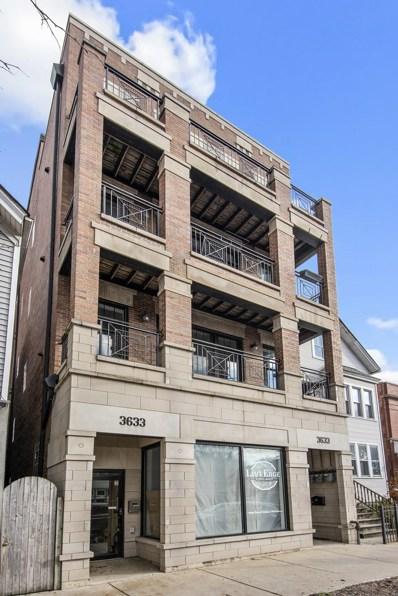 3633 N Ashland Avenue UNIT 4, Chicago, IL 60657 - MLS#: 10139639