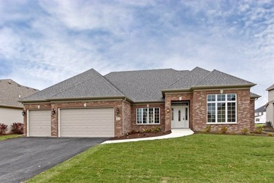8055 Shadow Creek Lane, Yorkville, IL 60560 - #: 10139781