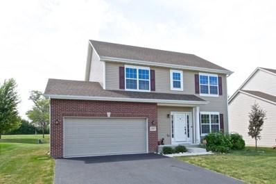 1707 Scarlett Oak Court, Plainfield, IL 60586 - MLS#: 10139891