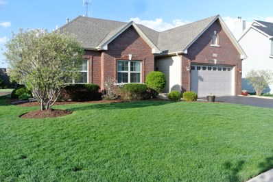 893 N Carly Circle, Yorkville, IL 60560 - #: 10139941