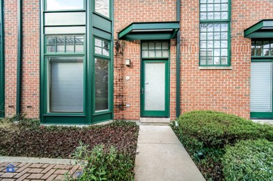 101 N Euclid Avenue UNIT 4, Oak Park, IL 60301 - MLS#: 10139942