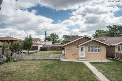 7743 Lotus Avenue, Burbank, IL 60459 - MLS#: 10139994