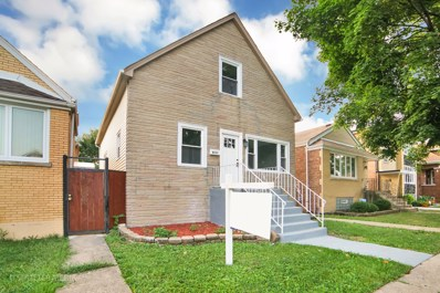 6111 S Keeler Avenue, Chicago, IL 60629 - MLS#: 10140031