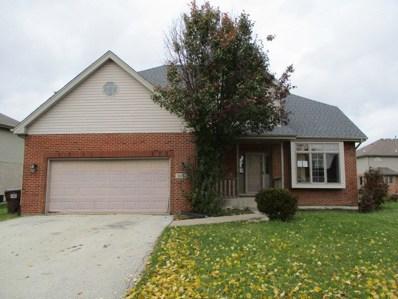 3814 Dewey Avenue, Richton Park, IL 60471 - MLS#: 10140064