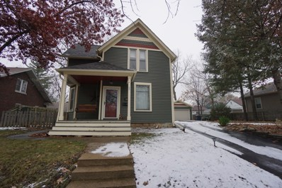 466 Moseley Street, Elgin, IL 60123 - MLS#: 10140073