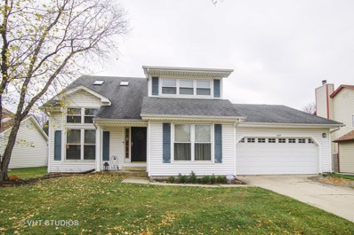 1095 S Warwick Circle, Hoffman Estates, IL 60169 - #: 10140112