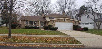 509 E Knob Hill Drive, Arlington Heights, IL 60004 - MLS#: 10140126