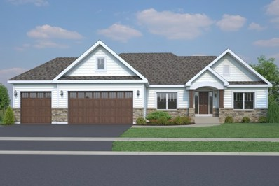 4705 Laughton Avenue, Oswego, IL 60543 - #: 10140227