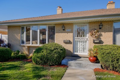 1516 Balmoral Avenue, Westchester, IL 60154 - MLS#: 10140364