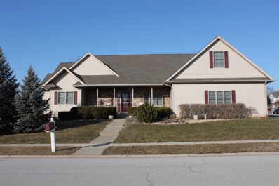 516 Hollyberry Lane, Bourbonnais, IL 60914 - #: 10140498