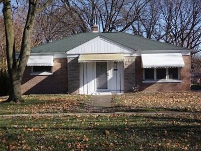 17563 Western Avenue, Homewood, IL 60430 - #: 10140522
