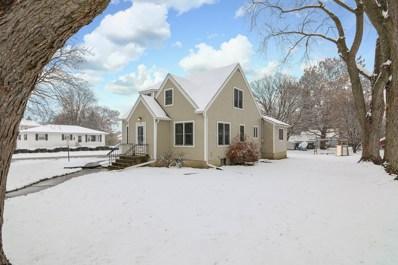 360 N Elm Street, Waterman, IL 60556 - MLS#: 10140523