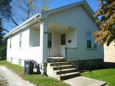 1705 Wilcox Street, Crest Hill, IL 60403 - MLS#: 10140537