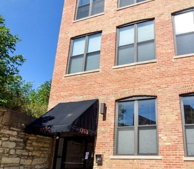 1760 W Wrightwood Avenue UNIT 109, Chicago, IL 60614 - MLS#: 10140628