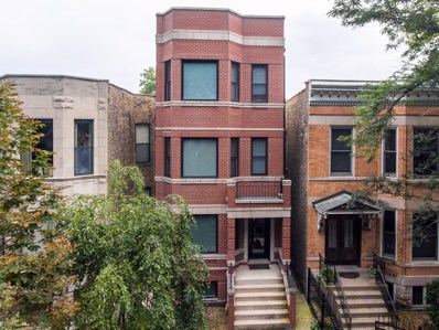 2627 N Washtenaw Avenue UNIT 1, Chicago, IL 60647 - #: 10140764