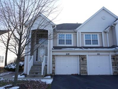 209 Concord Lane UNIT 209, Carol Stream, IL 60188 - #: 10140782