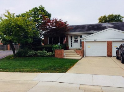 2643 E Bel Aire Drive, Arlington Heights, IL 60004 - #: 10140861