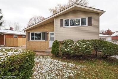 802 N Geneva Avenue, Elmhurst, IL 60126 - #: 10141168