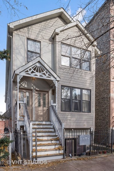 1424 W Huron Street UNIT 2, Chicago, IL 60622 - #: 10141187