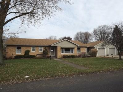 403 E 5th Street, Gilman, IL 60938 - MLS#: 10141320