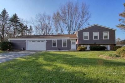 1405 Palamino Drive, Mchenry, IL 60051 - #: 10141434