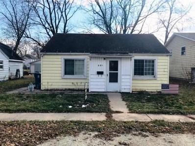 221 W North Street, Dwight, IL 60420 - MLS#: 10141702