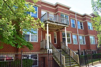 2229 W Warren Boulevard UNIT D3, Chicago, IL 60612 - MLS#: 10141884