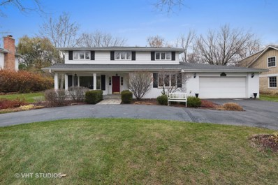 21 Camberley Court, Hinsdale, IL 60521 - #: 10142052