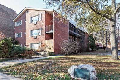 540 Hinman Avenue UNIT 3, Evanston, IL 60202 - MLS#: 10142147