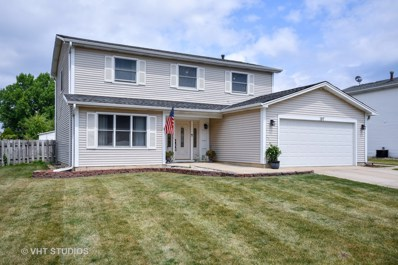197 Coachlite Trail, Carol Stream, IL 60188 - #: 10142289
