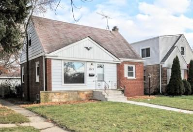 1543 Lincoln Avenue, Calumet City, IL 60409 - #: 10142477