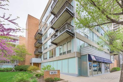 1430 S Michigan Avenue UNIT 407, Chicago, IL 60605 - #: 10142484