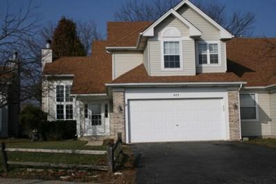 423 Prairieview Drive, Oswego, IL 60543 - MLS#: 10142565