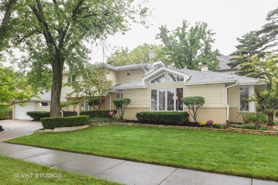 446 S Monroe Street, Hinsdale, IL 60521 - #: 10142659
